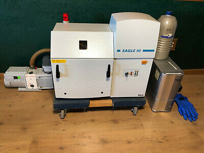 Ametek Edax Eagle Iii Probe X-ray Spectrometer Xrf -complete System Software