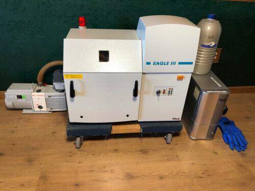Ametek EDAX Eagle III µ Probe X-Ray Spectrometer XRF -Complete System / Software