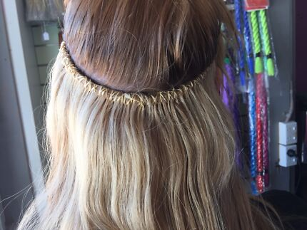 Hair extension special hairdressing gumtree australia gold hair extensions service weft extension method surfers paradise pmusecretfo Gallery