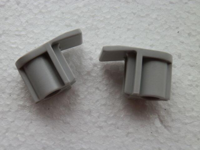 Pair Hotpoint Washing Machine Tumble Dryer Glass Door Retaining Clip C00168291