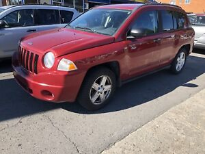Jeep Compass 2009 2.4L Automatic Full Equipped