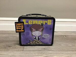 Lenore's Lunchbox of Dooom!