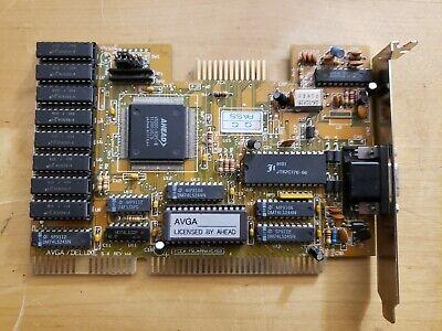 Ahead ISA VGA Card