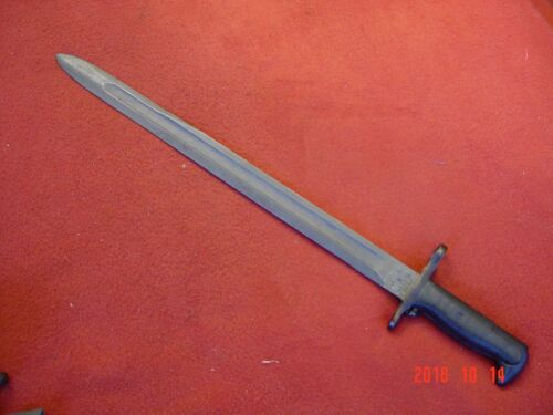 """Model 1905/42  UC 16"""" Bayonet 1942 Dated   Mint  Condition"""