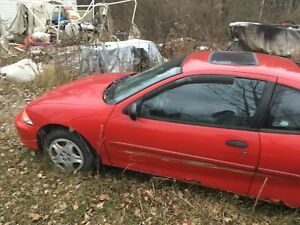 2001 Chevy Cavalier for PARTS