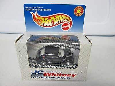 Hot Wheels Jc Whitney Car Black