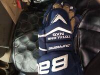 Hockey glove found