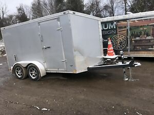 Enclosed trailer need gone on a lease take it over