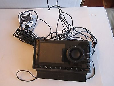 Garmin Navigation  Sirius Radio  Casio Dc 8500 Data Bank   2 Cell Phones Box Ama
