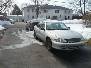 2002 Chevrolet Cavalier Berline