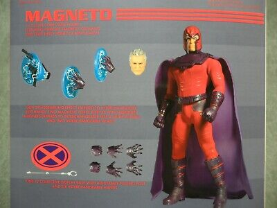 Mezco NEW * One:12 Magneto * X-Men Collective Action Figure Authentic