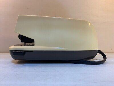 Panasonic Commercial Electric Stapler Model As-300n Vintage Works Excellent