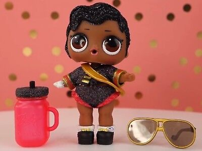 Shimone Queen #HAIRGOALS Gold RARE Series 5 LOL Surprise Hair Goals NEW & Sealed