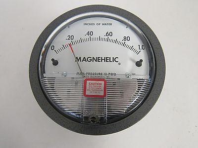 New Dwyer 2001 Magnehelic Gauge 0-1.0 Inch Wc Inch Npt Nib