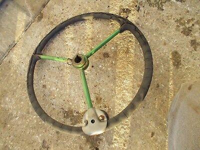 John Deere Mt Tractor Jd Steering Wheel Spinner Spin Knob