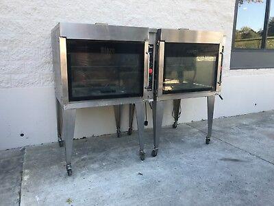 Hardt Blaze Rotisserie Commercial Ovens 40 Chicken Capacity Gas...