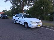 2003 Nissan Pulsar ST -White Adamstown Heights Newcastle Area Preview