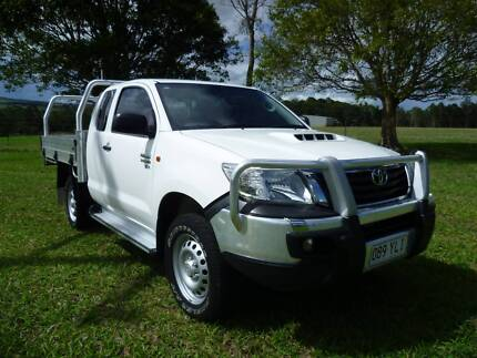 2014 Toyota Hilux Ute Atherton Tablelands Preview