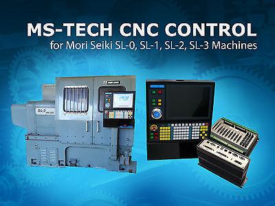 Cnc Retrofit Package Mori Seiki Sl-0 Sl-1 Sl-2 Sl-3 Lathes