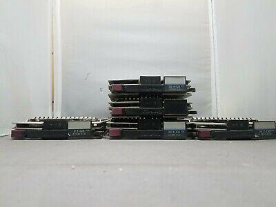 Lot of 5 Compaq Mixed GB 10K Ultra 2 & 3 SCSI 1
