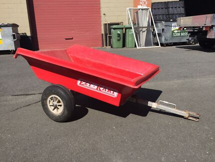 Poly Ezy Kart Ride on mower trailer Clontarf Redcliffe Area Preview