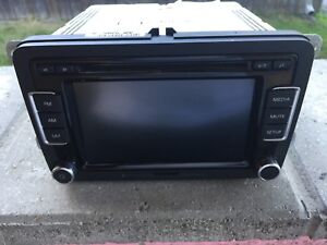 VW Radio Stereo RCD 510 for parts