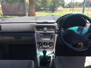 2003 SUBARU FORESTER 2.5 X AWD MANUAL WAGON $3990