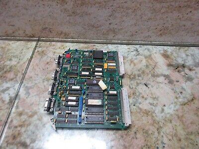 Agie Circuit Board 693.204.0 Sbc-19 A 19a N.646904.3 Agie Agiecut 150 Hss Edm