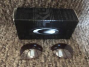 Oakley Crosshair Chrome Lenses