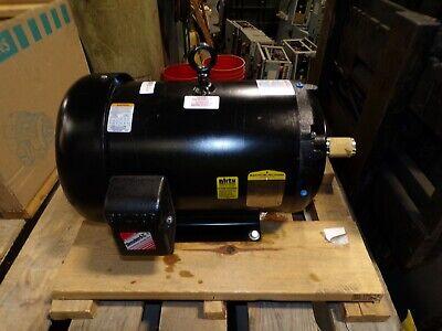 New Baldor 10 Hp Ac Electric Motor 256tc Frame 208-230460 Vac 1175 Rpm Tefc