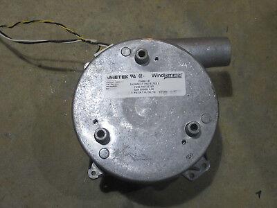Ametek Windjammer Centrifugal 2 Stage Blower Model 116630-07 120vac 65 Cfm