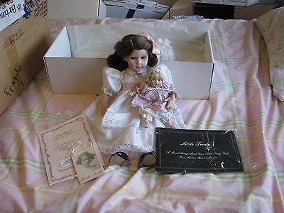 "PAULINE BJONNESS-JACOBSEN DOLL ""LITTLE TRUDY"" & ""EMMA"""
