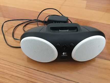 Logitech Portable Speaker S125i iPhone/iPod  Abbotsbury Fairfield Area Preview