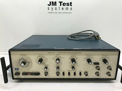 Exact Model 734 30 Mhz Pulse Function Generator Br
