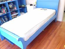 Kids Sleigh Bed - handmade Wembley Downs Stirling Area Preview