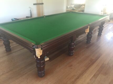 snooker table Revesby Bankstown Area Preview
