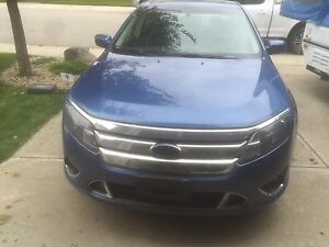 Awd Ford Fusion Sport