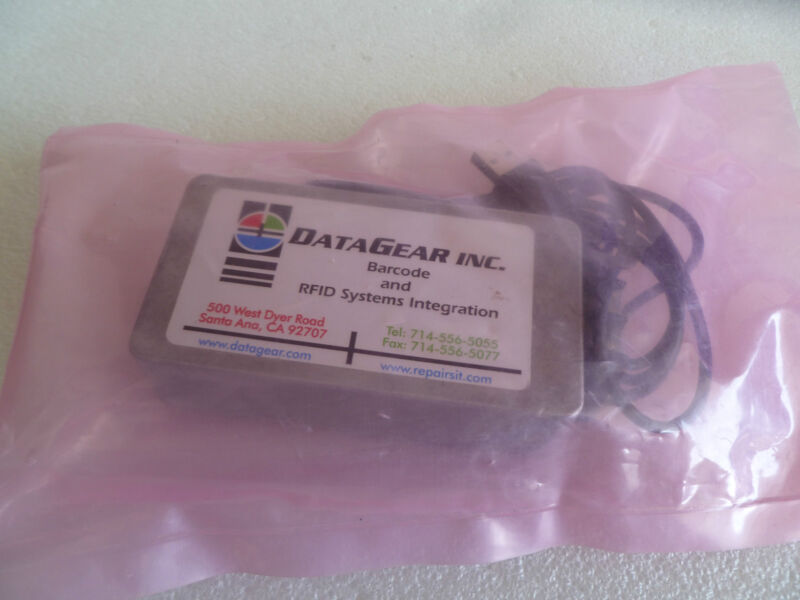 DATAGEAR INC BARCODE AND RFID SYSTEMS INTEGRATION