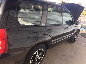 2003 Subaru Forester XS Loaded