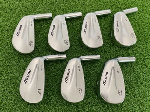 Mizuno Golf MP-32 Grain Flow Forged Iron Set 4-PW (HEADS ONLY) Right Handed Used