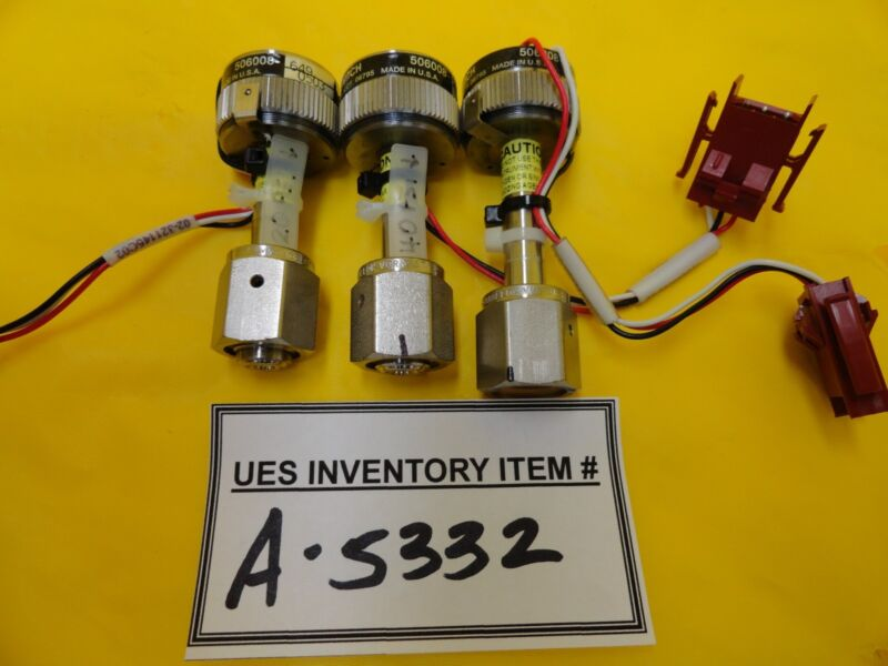 Emerson Bristol Babcock 506008-649 Pressure Switch Lot of 3 Used Working