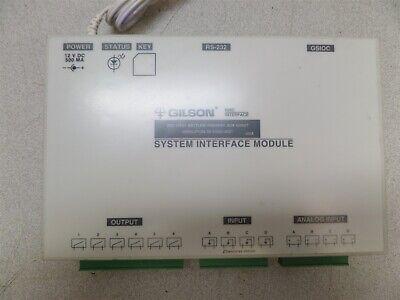 Gilson 506c Interface Module W Power Supply