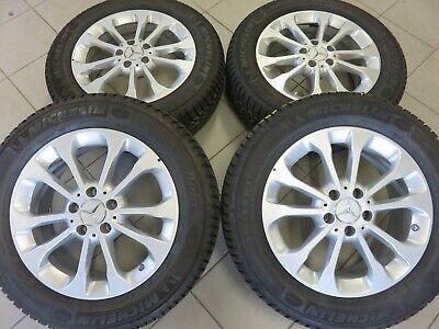 original Mercedes GLA X156 Alufelgen 8 mm Winterreifen A1564011700 RDKS Nr.N252
