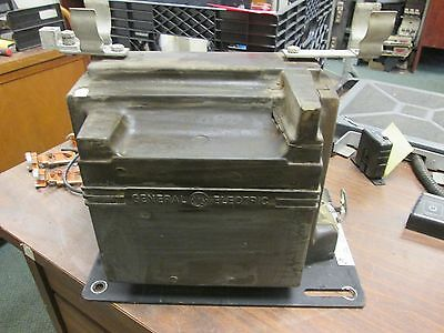 Ge Type Jvm-5 Potential Transformer 670x44 Pri 8400v Missing Fuse Used