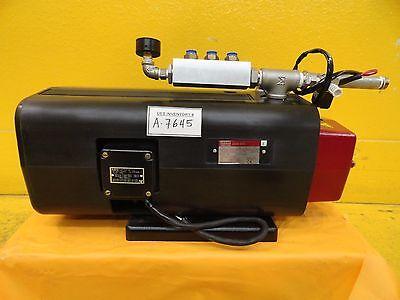 Ulvac Sinku Kiko Dsb-600 Sliding Vane Type Vacuum Pump 700 Torr Tested As-is