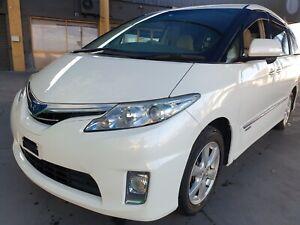 2010 Toyota estima hybrid 8 seaters Granville Parramatta Area Preview