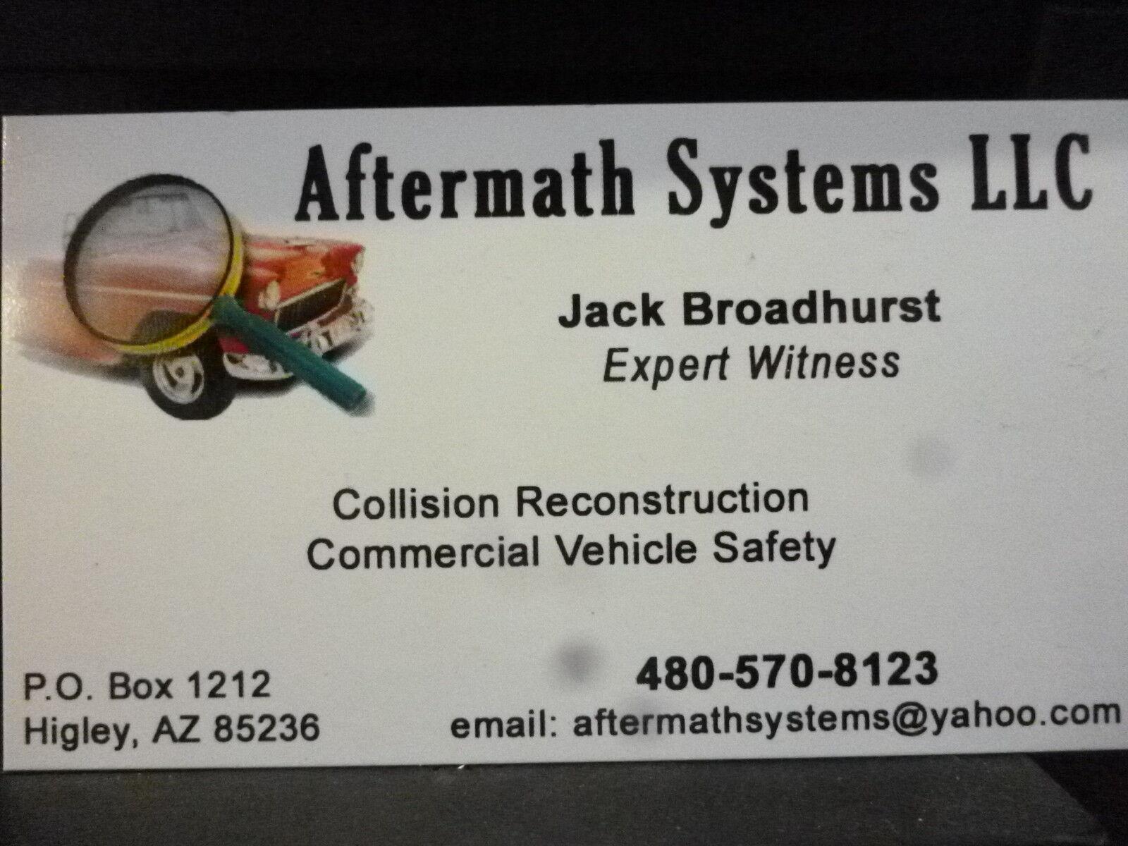 Aftermath Systems LLC