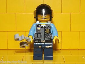 Lego City Policeman COP Type 5 Minifigure NEW | eBay