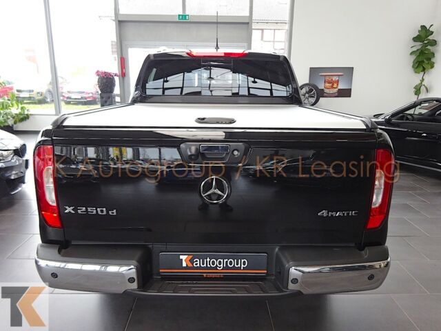 MERCEDES-BENZ X 250 d 4matic Power Edition *Rollcover/ Voll*