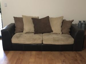 York Sofa Bed Couch Harvey Norman